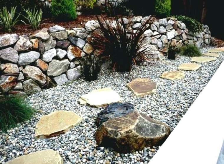 garden design ideas with gravel