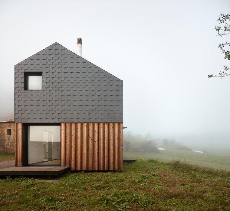 Casa Montaña por Baragaño Architects