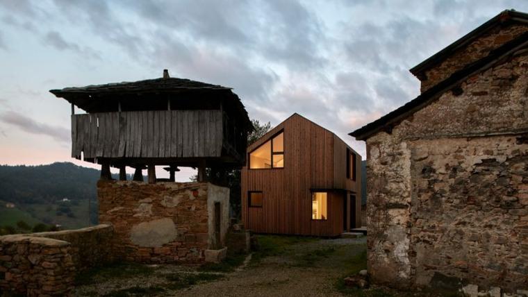 Casa Montaña de Baragaño Architects