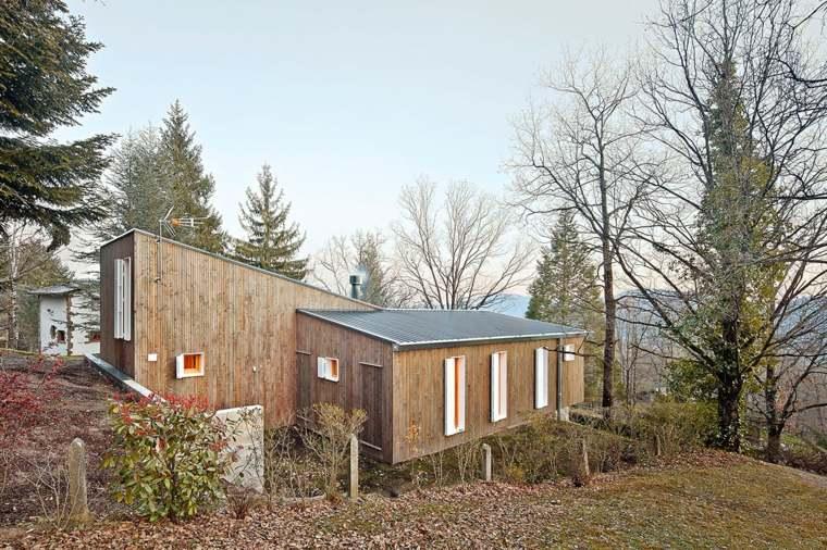 Cabaña prefabricada de *Marc Mogas