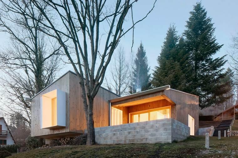diseño de casa prefabricada