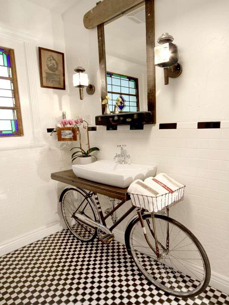 acento-vintage-en-el-baño