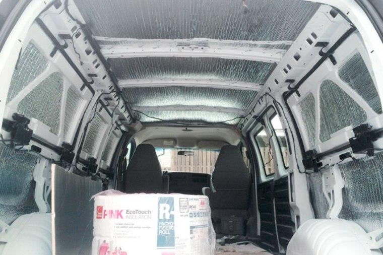 aislamiento-de-furgoneta