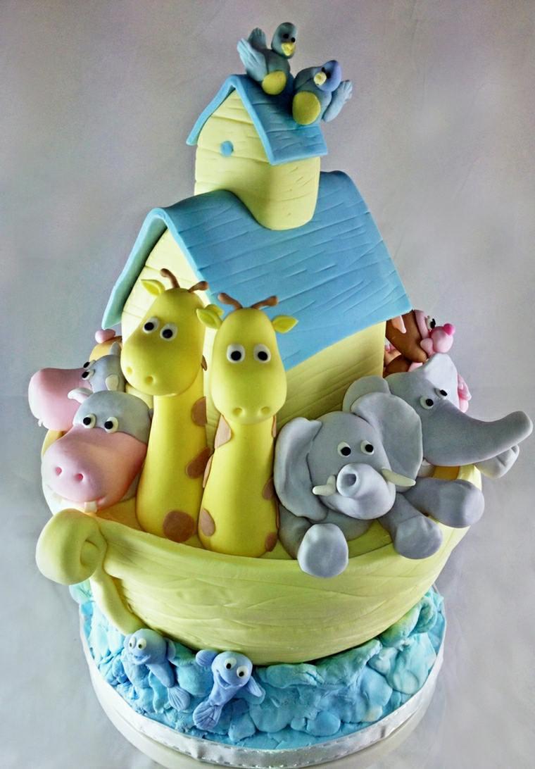 animales-pastel-nina-inspiracion-ideas