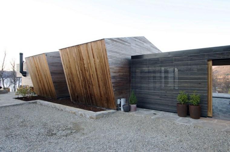 arquitectura moderna ideas paisajes