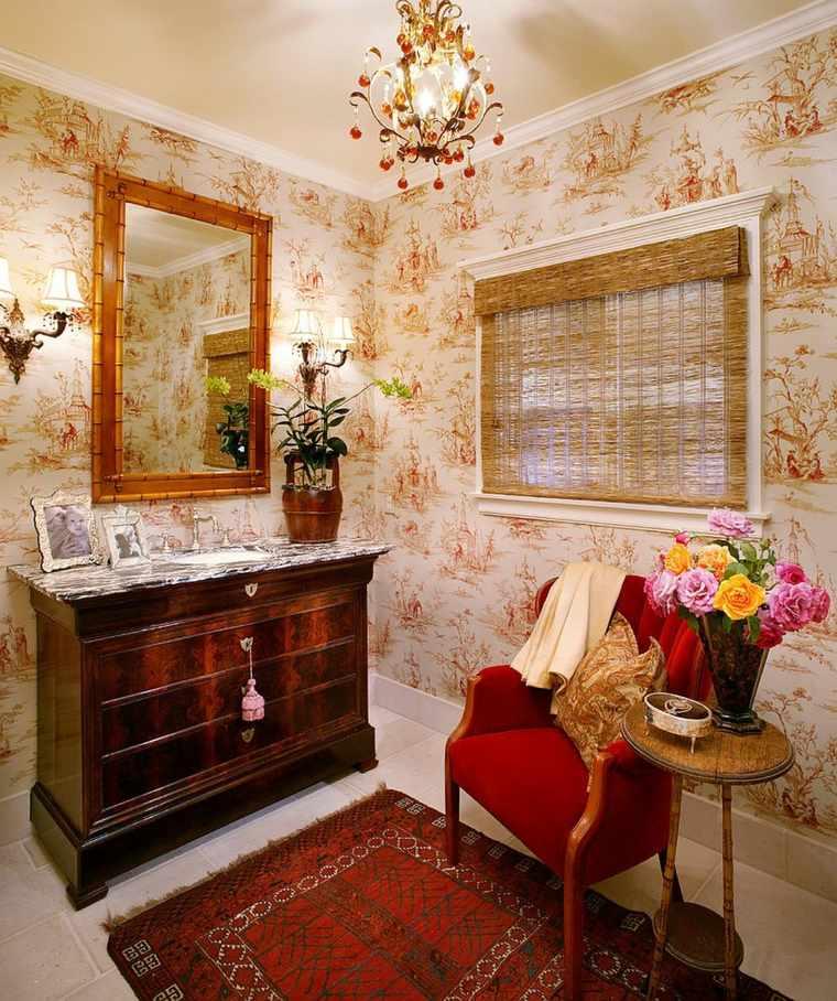 baño-de-estilo-vintage