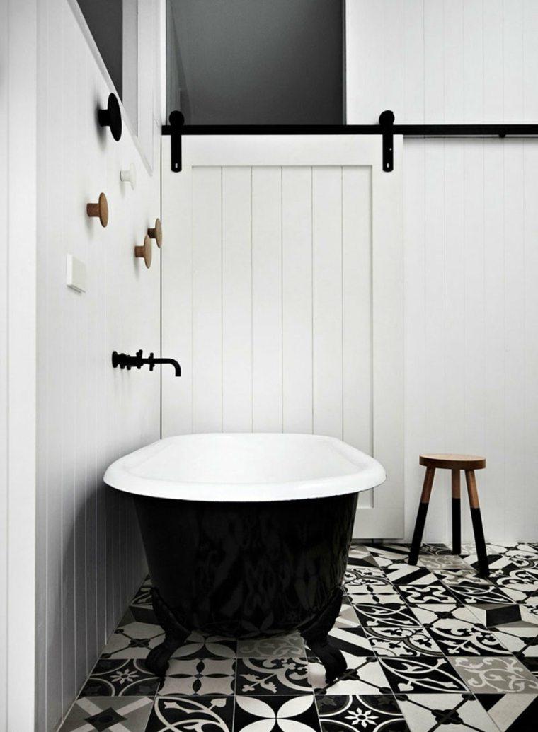 baños-blanco-negro-diseno-azulejos-diseno