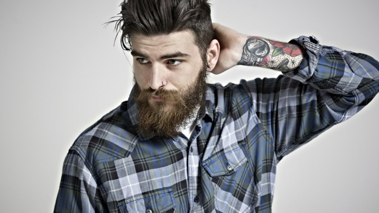 barbas de moda-estilo-lenador