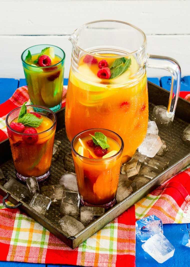 bebidas-sin-alcohol-té-helado