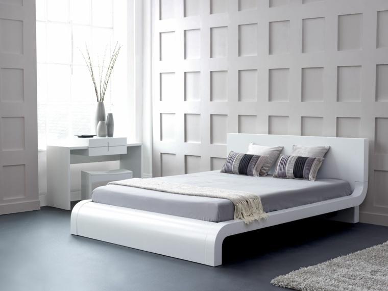 cabeceras de madera-decorar-dormitorio