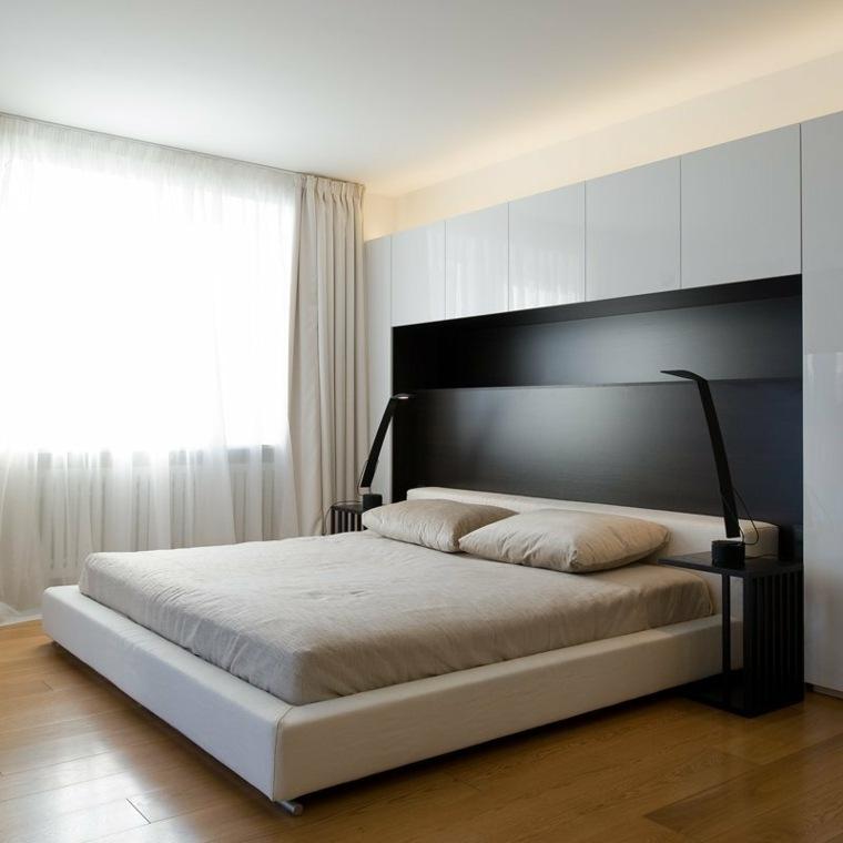 cabeceras modernas-decorar-dormitorios