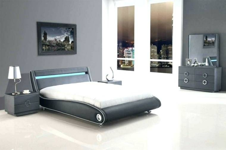 Cabeceras modernas todo lo que debemos saber sobre ellas - Bedroom furniture sets under 1000 ...