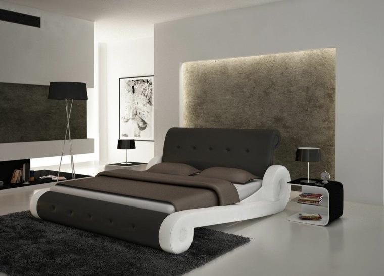 cabeceros de madera para cama-originales
