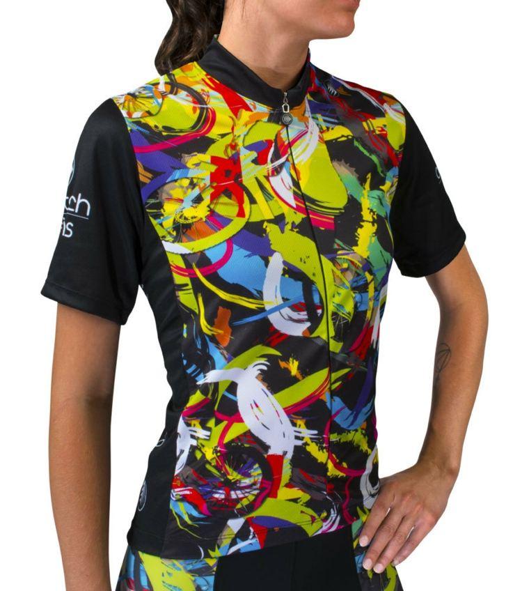 camisa-para-ciclismo-de-moda