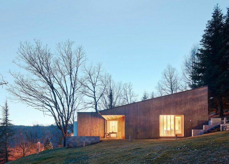 original diseño de casa prefabricada