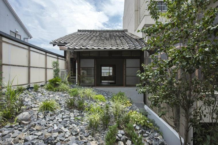 casa-de-huéspedes-jardín