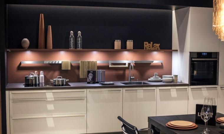 casas modernas interiores-pequenos-cocinas