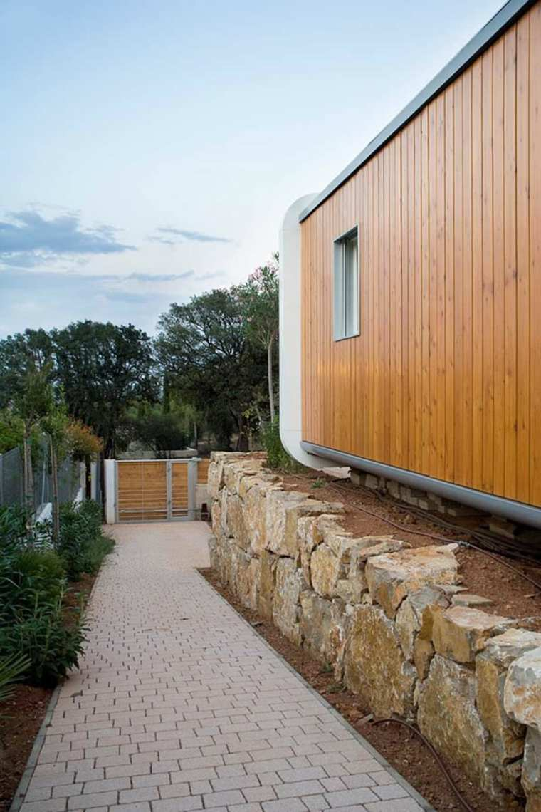 Casa prefabricada contemporánea