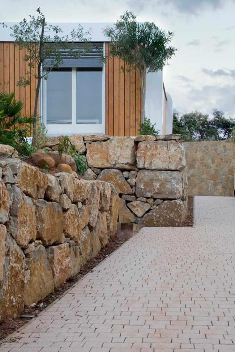 diseño de Casa prefabricada contemporánea en Castellón de la Plana