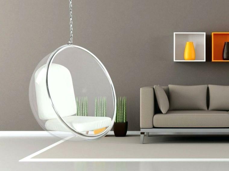 colores para interiores-modernos-hamacas