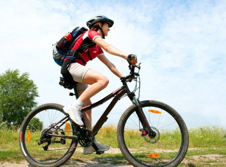 como bajar de peso-rapido-bicicleta