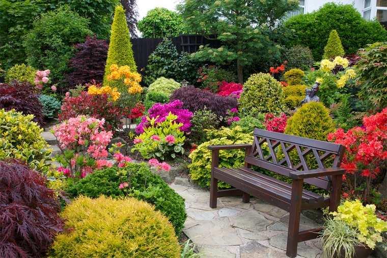 Imagenes De Jardines Con Flores: Como Tener Un Jardín De Flores