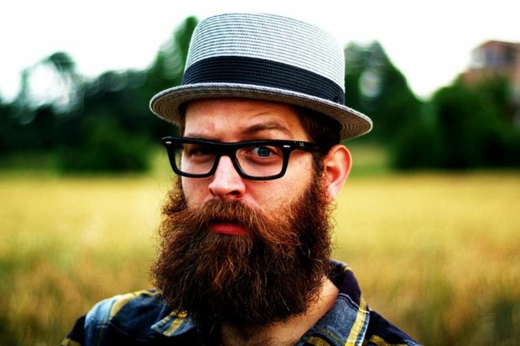 cortes de barba-hombres-estilo-hipster