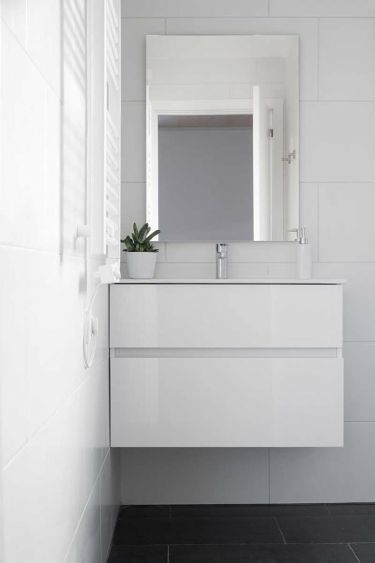 baño de Casa prefabricada contemporánea en Castellón de la Plana