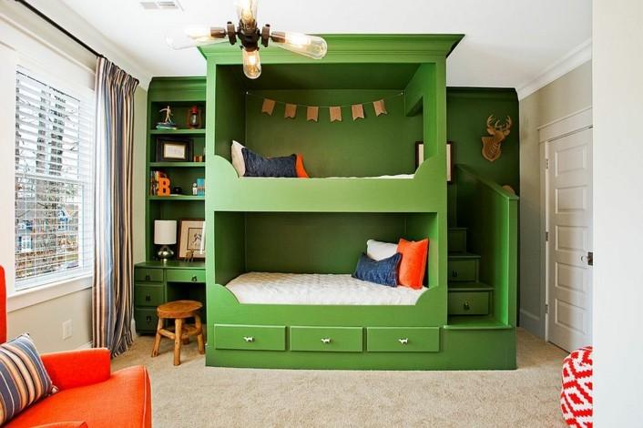 decoración de cuartos para niños bombillas