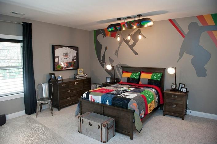 decoración de cuartos para niños ideas