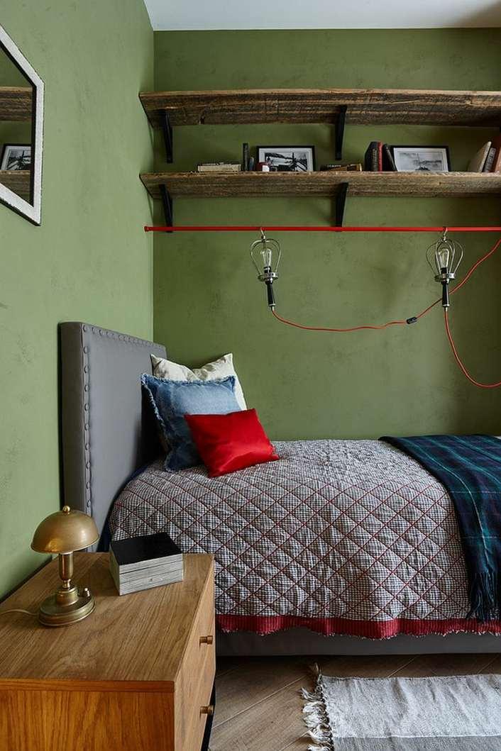 Decoraci n de cuartos para ni os con bombillas edison - Habitaciones decoradas para ninos ...