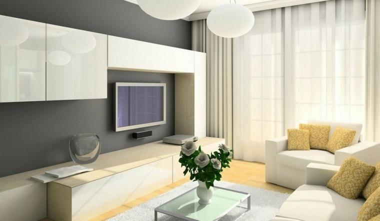 decoracion de casas modernas-salones