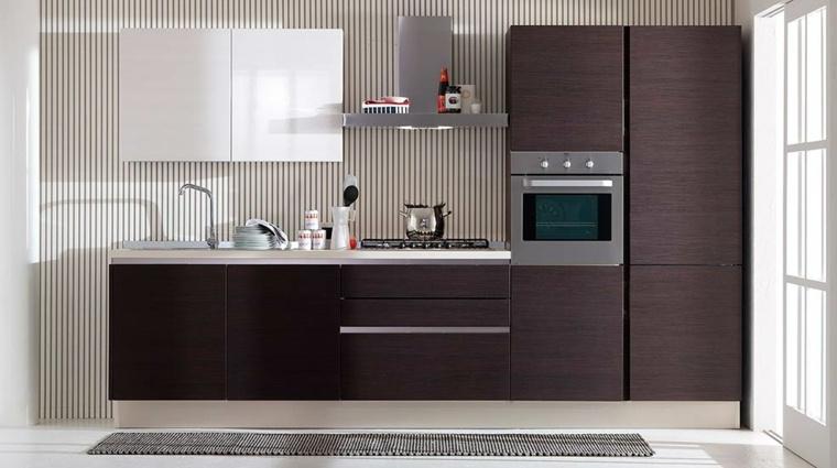 decoracion de cocinas modernas-elegantes