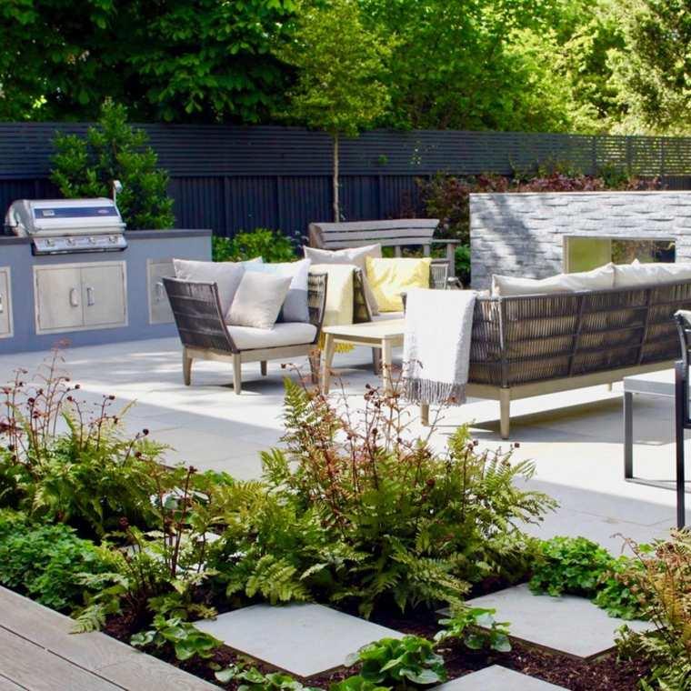 decoracion-de-exteriores-jardin-cocina-aire-libre-opciones