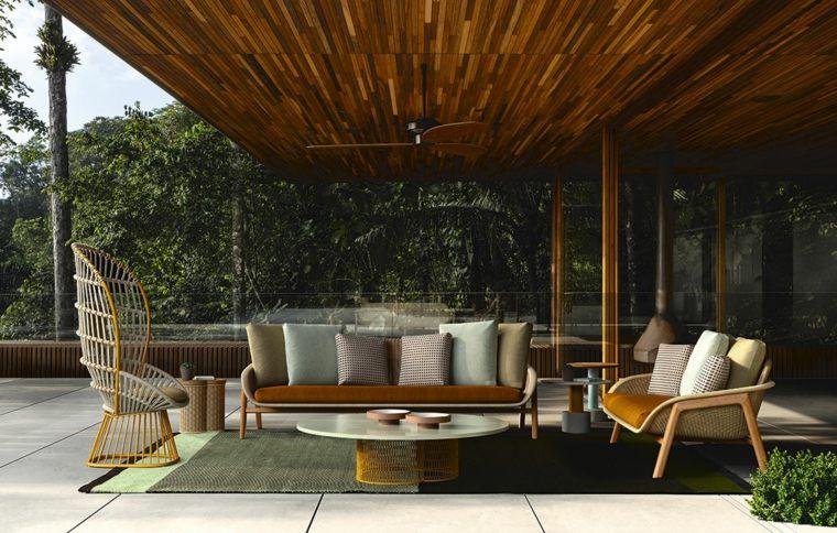 decoracion-de-exteriores-jardin-muebles-diseno-Patricia-Urquiola