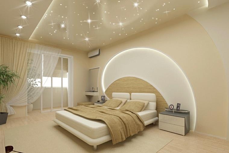 decoracion de habitaciones-modernas-blanco