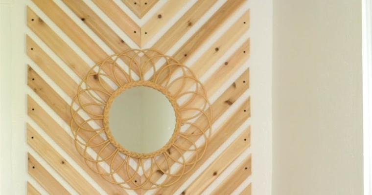 decoracion de interiores de casas-madera