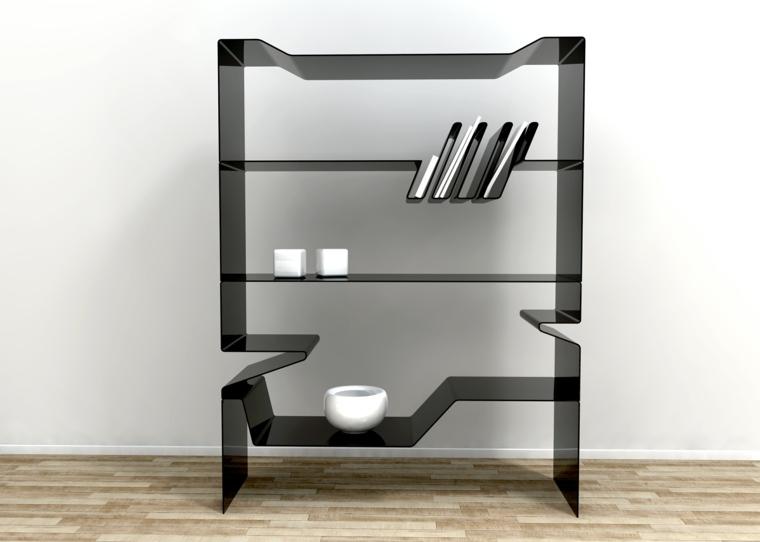 decoracion de salas-muebles-modernos