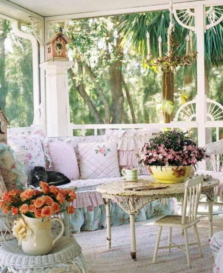 decoracion de terrazas-adornos-modernos
