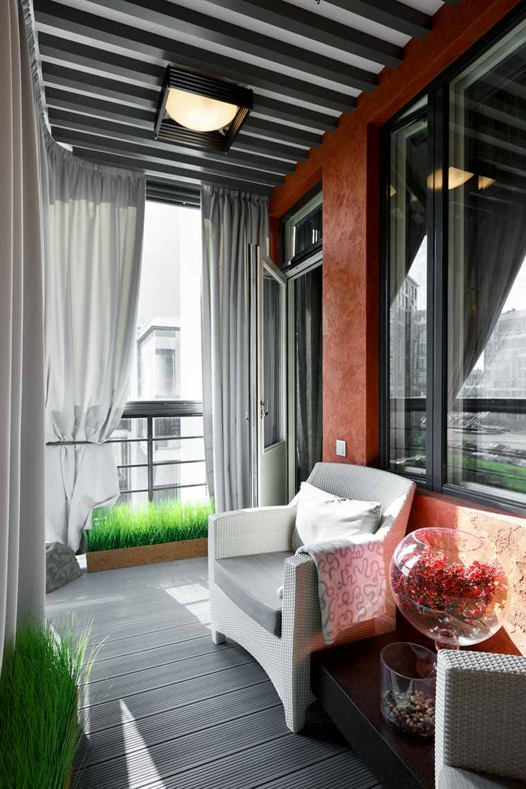 decoracion de terrazas-pequenas-casa