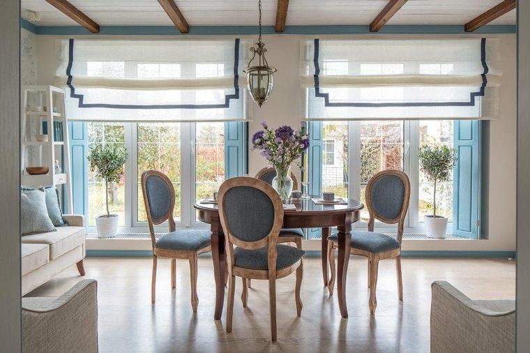 decoracion interior-estilo-mediterraneo-casas