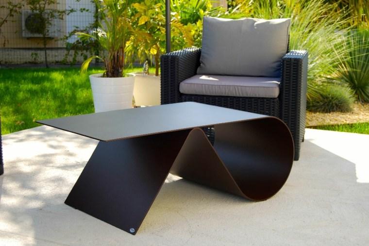 decoracion jardin-mesas-modernas-diseno