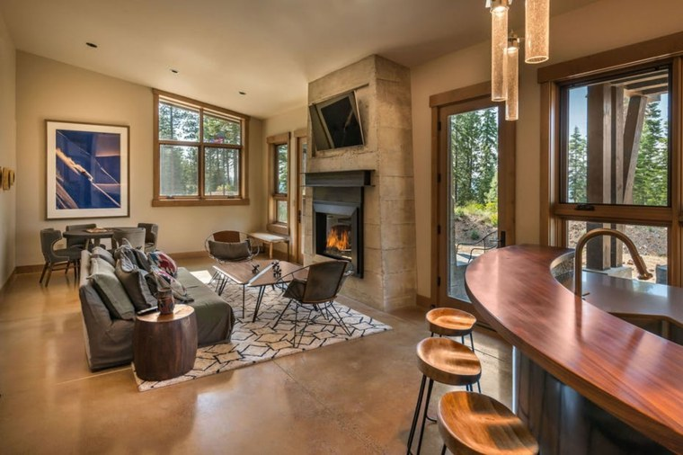 decoraciones rústicas de interiores de casas aspen-leaf-interiors-sala-relax
