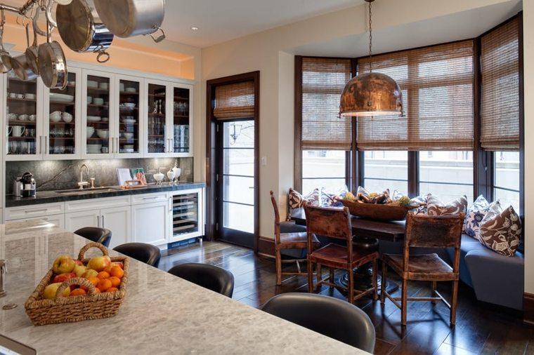 decoraciones-rusticas-de-interiores-de-casas-lewis-giannoulias-interiors-cocina-comedor