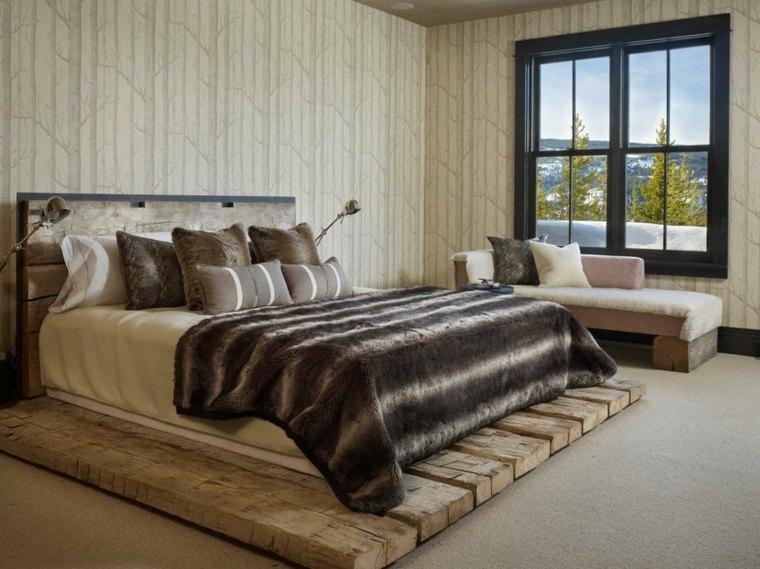 decoraciones-rusticas-de-interiores-de-casas-lkid-dormitorio