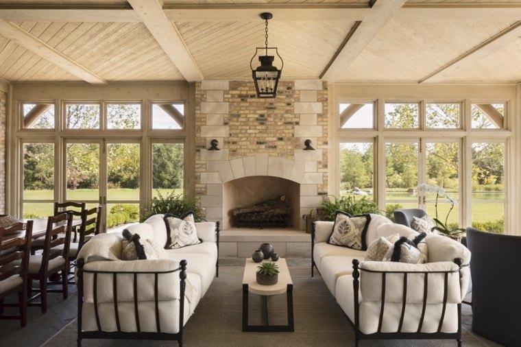 decoraciones-rusticas-de-interiores-de-casas-sala-dos-sofas