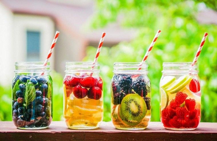dieta-para-adelgazar-recetas-agua-infusionada-ideas