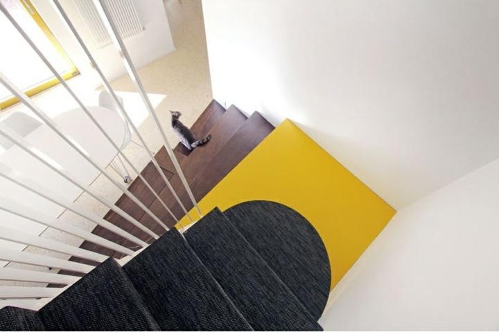 diseño de escaleras sencillas formas