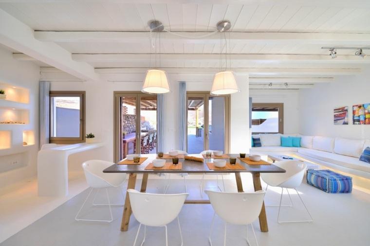 diseno de casas modernas-elementos-mediterraneos