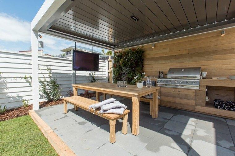 diseno-de-cocinas-modernas-jardin-vertica-estilo-madera